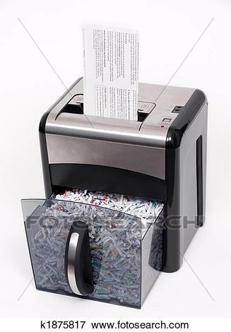 déchiqueteuse papier