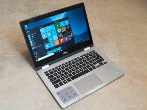 dell inspiron 13 7000 test