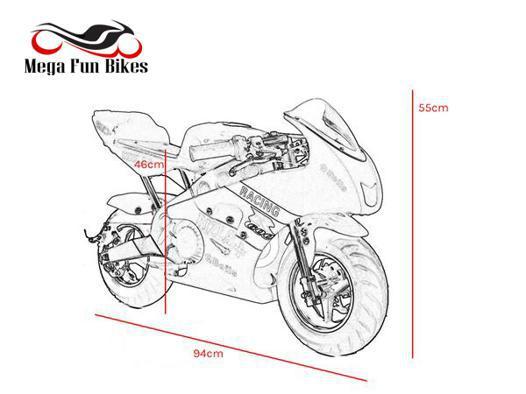 dimensions moto