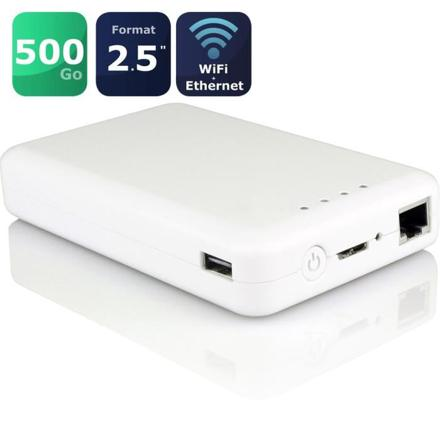 disque dur wifi 1to