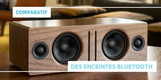 enceinte bluetooth test