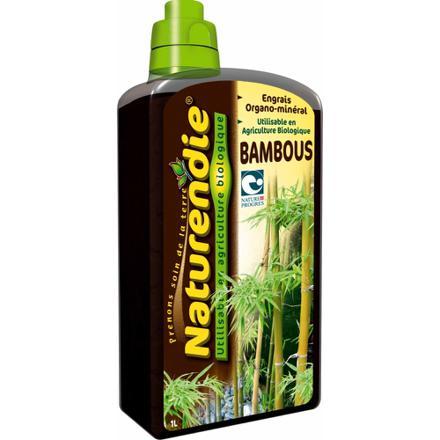 engrais liquide bambou