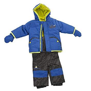 ensemble ski bebe