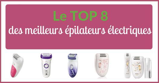epilateur electrique sans fil