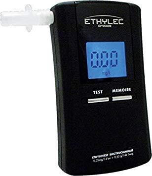 ethylotest electronique nf
