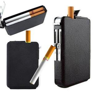 etui cigarette automatique