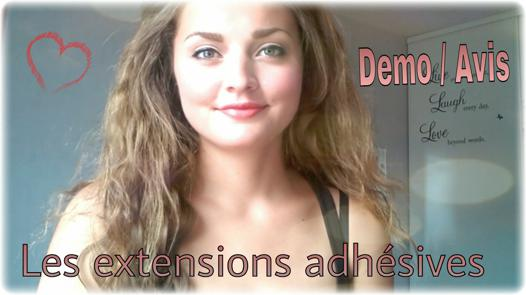extension adhesive avis