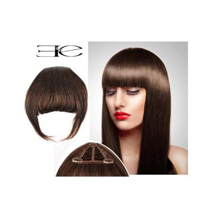 extension frange cheveux naturel