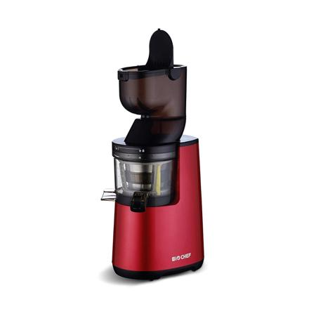 extracteur de jus biochef atlas whole slow juicer