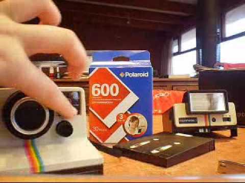 film pour polaroid 1000