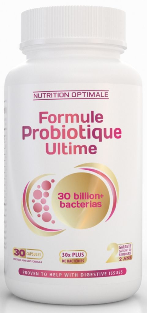 formule probiotique ultime