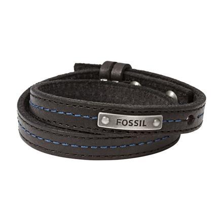fossil bracelet cuir