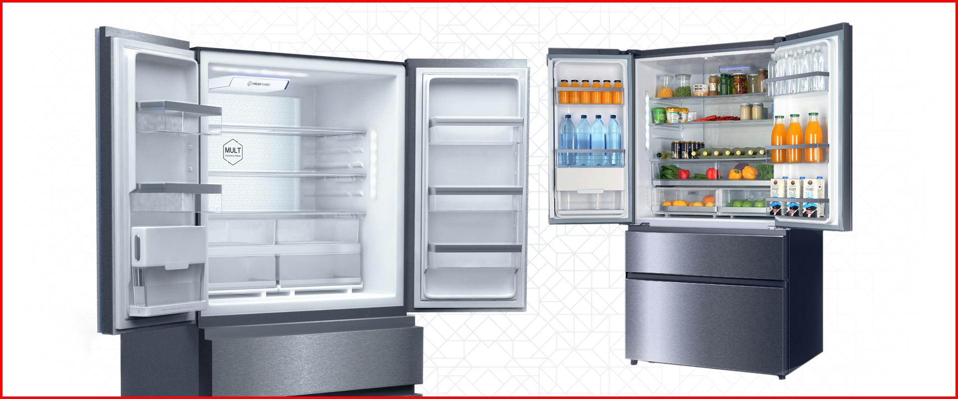 frigo grande capacité