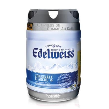 fut edelweiss beertender