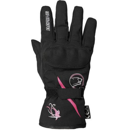 gants hiver moto femme
