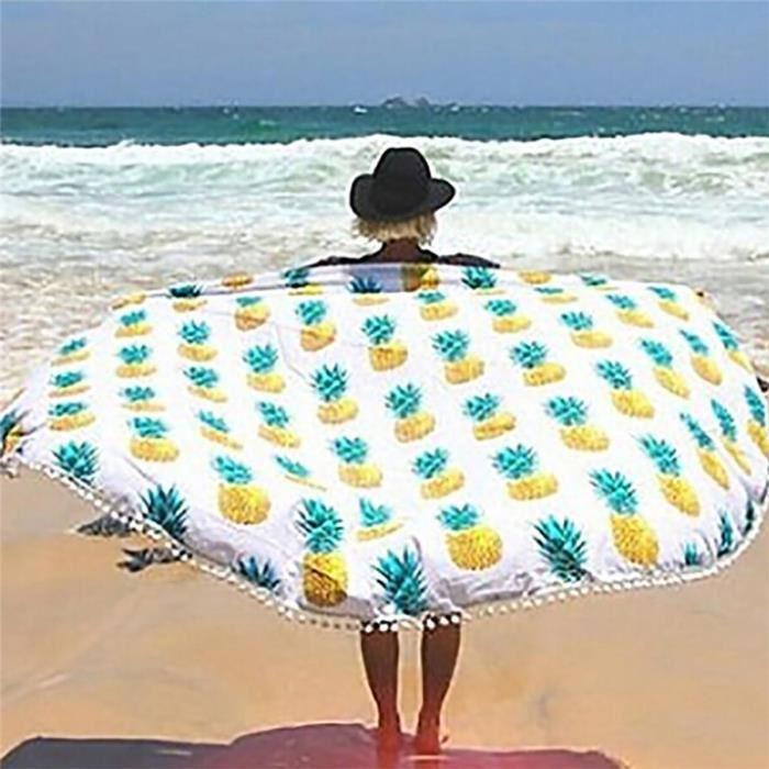 7a46af1c00336 ▷ Meilleur Grande serviette de plage ronde 【 En 2019, Avis ...