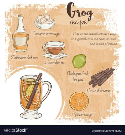 grog ingredients