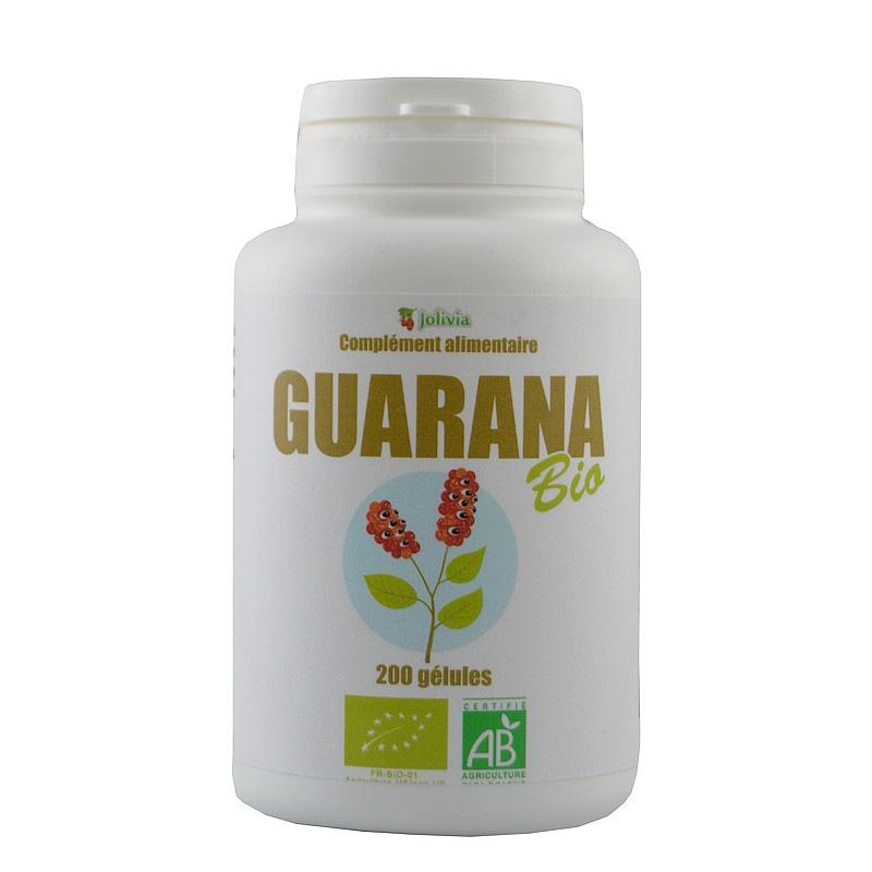 guarana bio avis