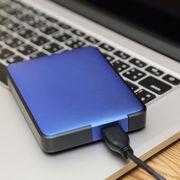 guide  disque dur externe