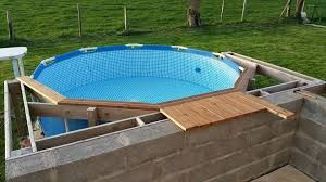 habillage piscine