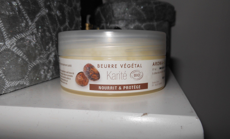 huile de karité pour cheveux crépus