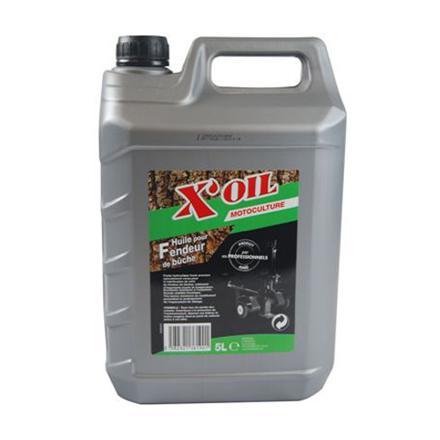 huile hydraulique fendeuse