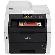 imprimante brother scanner recto verso