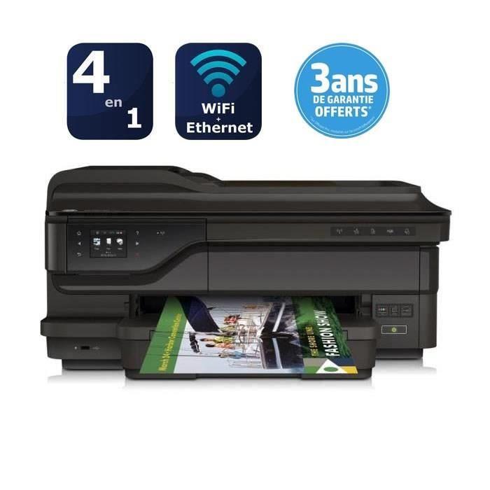 imprimante hp scanner wifi