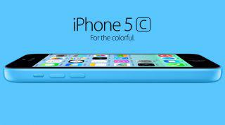 iphone 5c promotion