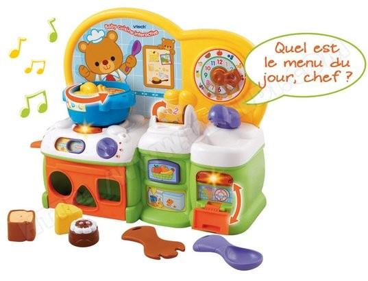 jouet vtech baby