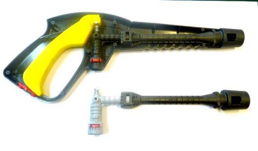 kit réparation poignée pistolet embout