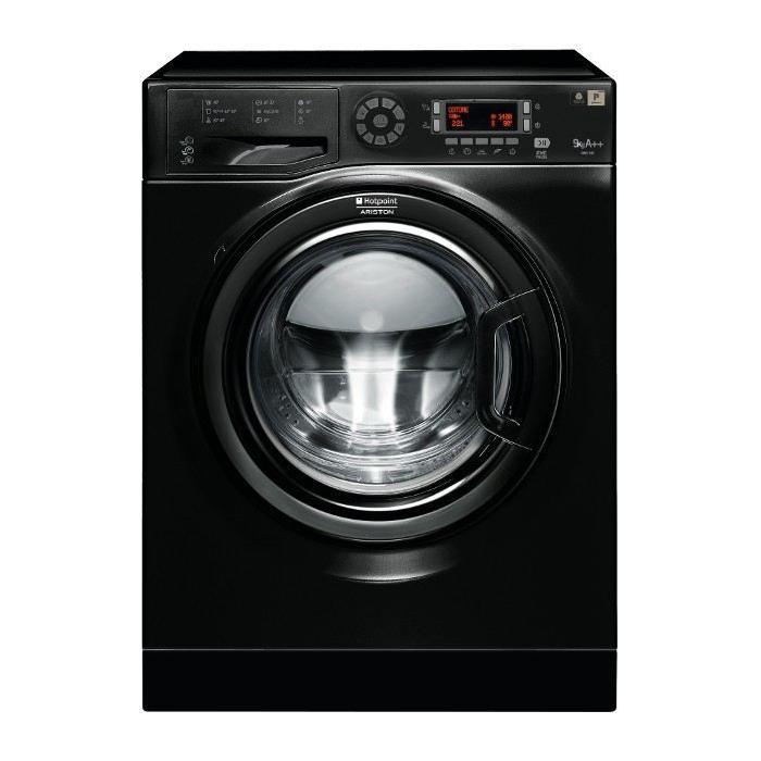 lave linge noir pas cher
