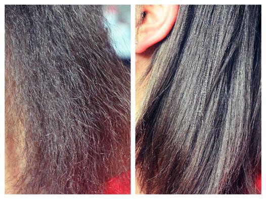 lisseur abime les cheveux