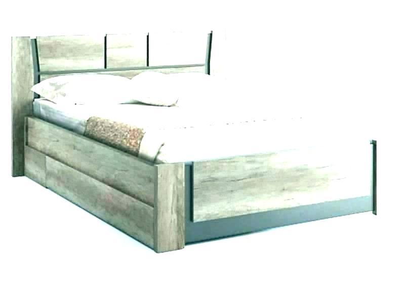 lit blanc but