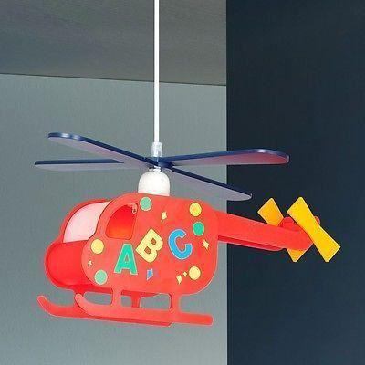 lustre helicoptere