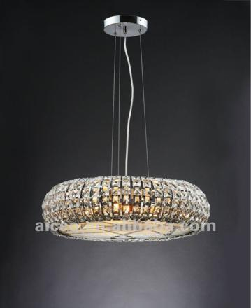 lustre moderne suspension