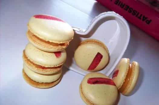 macaron cooking chef