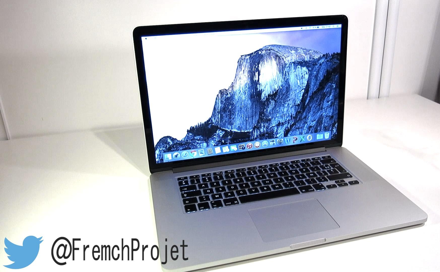 macbook pro retina 15 test