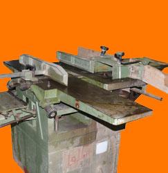 machine a bois italienne