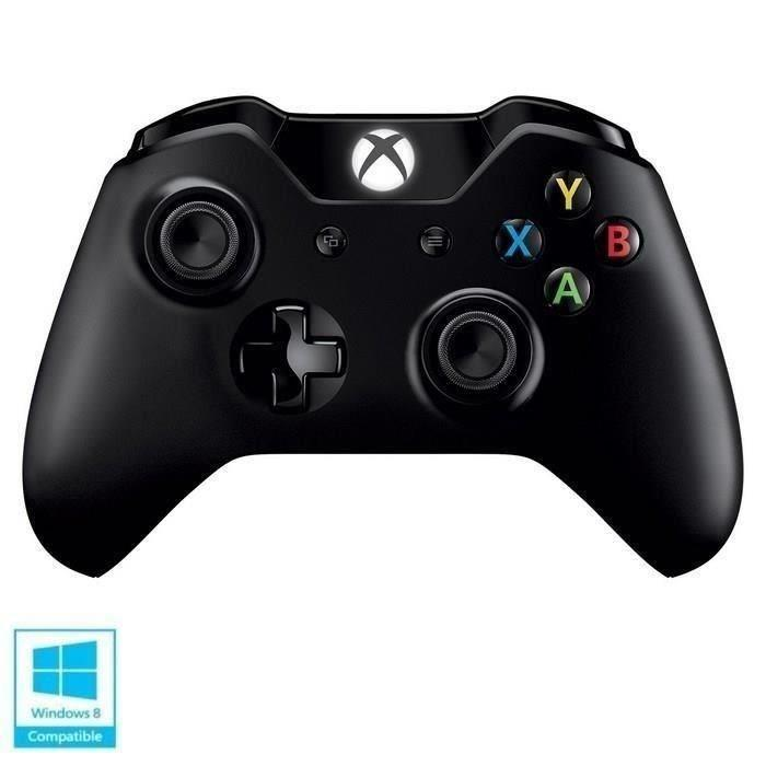 manette xbox one pc sans fil