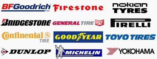 marque de pneu
