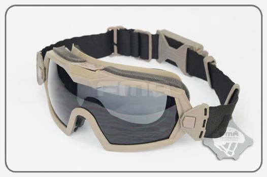 masque airsoft avec ventilateur