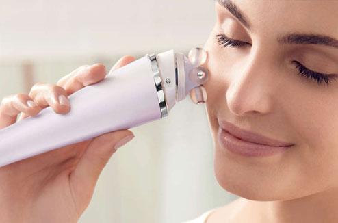masseur visage electrique