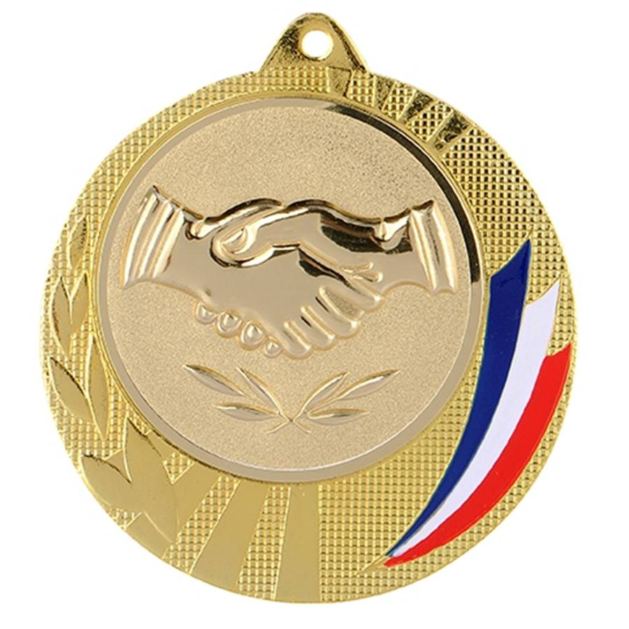 médaille personnalisable