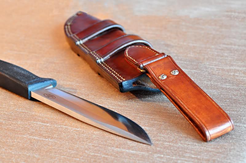 meilleur couteau de bushcraft