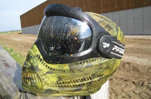 meilleur masque paintball anti buée