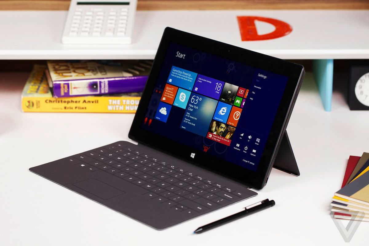 microsoft tablette surface pro 2