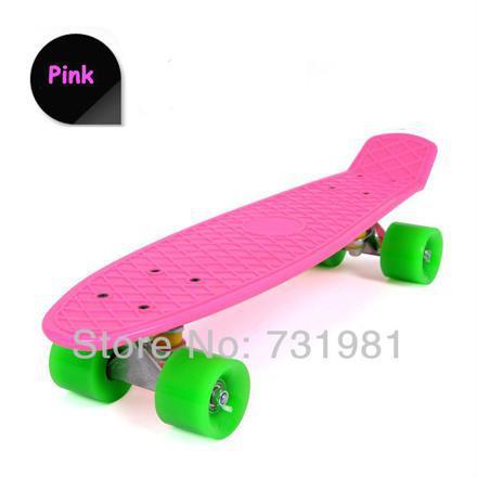 mini skateboard pas cher
