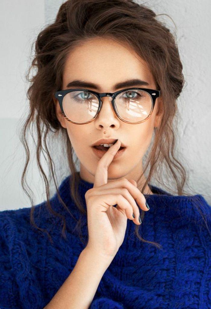modele lunette de vue femme