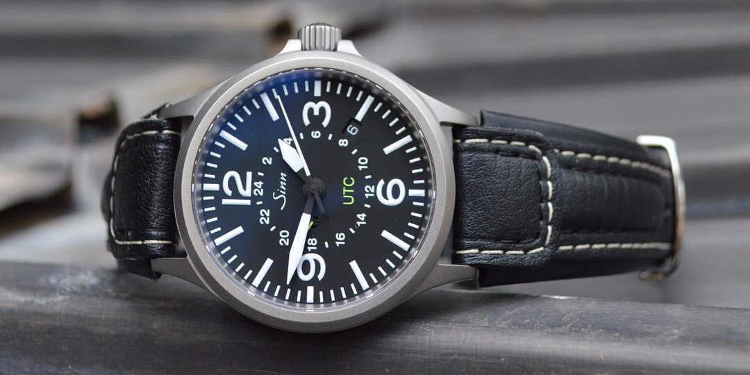 montre aviateur